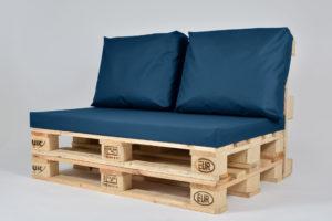 Istumispehmendused euroalustest aiamööblile