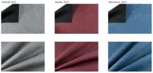 Välja sobilik kott-tooli värvid