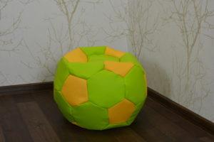 Kott-tool Jalgpall mitmevärviline kunstnahk