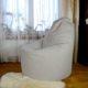 Kvaliteetsest mööbliriidest kott-tool