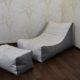 Kott-tool koos jalatoega kunstnahast