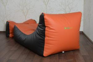 Kott-tool Sohva lesimiseks ja lõõgastumiseks vastupidav kunstnahk