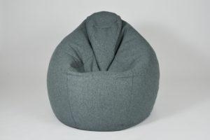 Mööbliriidest kott-tool mõnus ja pastelne