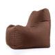 Tumepruun kott-tool pehme ja mugav, lai värvivalik, õue ja tuppa