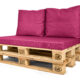 Istumis- ning seljatoepadjad euroalustest aiamööblile TPU15