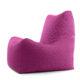 Pehme kott-tool tugitool Royal Style Premium Roosa 420L
