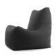 Pehme kott-tool tugitool Royal Style Premium Must 420L