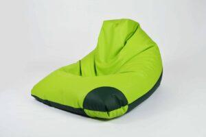 Kott-tool Bella kunstnahast 300L sobib õue välja ja sisse tuppa